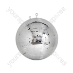 Professional Mirror Balls - 7mm x 7mm tiles - 40cmØ - PMB-40