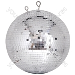 Professional Mirror Balls - 10mm x 10mm tiles - 100cmØ - PMB-100