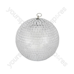 Mirror Balls - Mirrorball, plain glass, 30cmØ - MB-30