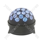 LED Fireball Party Light - disco (Tri colour) - FB-2