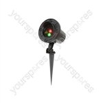 IP65 Garden Laser Red Green Firefly