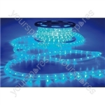 LED rope light, cool white (5000-5500K), 50m