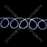 LED Rope Light Sets - 10m - cool white (5000-5500K) - RL360CW