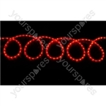 LED Rope Light Sets - 10m - red - RL360R