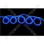 LED Rope Light Sets - 10m - blue - RL360B