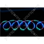LED Rope Light Sets - 10m - multi-colour - RL360M
