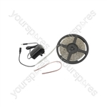 IP65 DIY LED Tape - 5m Single Colour - kit WW - DIY-WW60