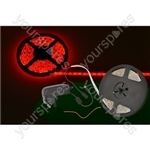 5m DIY LED tape kit - single colour IP65 - Red - DIY-R60