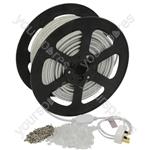 230V LED Strip Reel SMD5730 - 50m - LED5730 Warm White - 5730-50M-WW