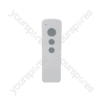Remotes for Bluetooth® LED Tape Controllers - Hand - HRC3