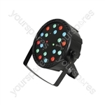 Starwash LED PAR Can With Lasers - &