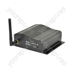 WDMX-2 Wireless DMX Transceiver