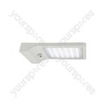 Solar LED Motion Sensor Security Light - White