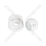 Wireless LED Motion Sensor Light - White