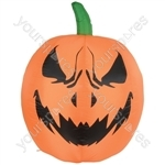 Inflatable Halloween Decorations - 1 Large Pumpkin - IF-PUMPKIN-1