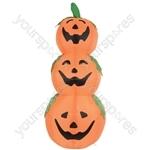 Inflatable Halloween Decorations - 3 Pumpkins - IF-PUMPKIN-3