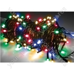 Heavy Duty LED String Lights - 180 static - Multicolour RGBA