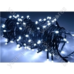 Heavy Duty LED String Lights - 90 static - White