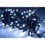 Heavy Duty LED String Lights - 90 static - White