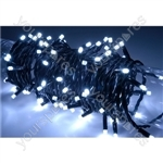 Heavy Duty LED String Lights - 180 static - White