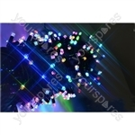 Heavy Duty LED String Lights - 180 colour scroll RGBY - HSL180-RGBY