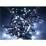 LED String Lights with Auto-timer Control - 100 CW