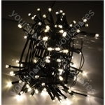 LED String Lights with Auto-timer Control - 200 WW
