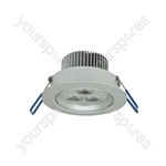 YB15W LED ceiling light 15W warm white
