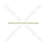 24V High Output LED Tape - 5m Reel - 5.0m cool white - LT245120-CW