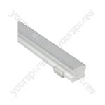 Aluminium LED Tape Profile - Tall Crown - 1m - AL1-C1714