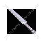 Aluminium LED Tape Profile - Wide Crown - 2m - AL2-C2310