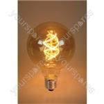 G95 Spiral Filament Lamp 5W - E27 - G95E27-SF5W