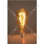 ST64 Loop Filament Lamp E27 5W - ST64E27-LF5W