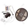 IP65 DIY LED Tape - 5m Multi-colour RGB - DIY-RGB30