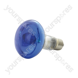 R80 Coloured Reflector Lamps - Lamp, R80, E27, Blue