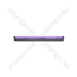 Black Light Tube Holders - (UK version) box, ultra violet, T8, 1200mm, 40W - BL1200