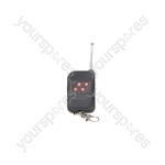 WR1 Wireless Remote Control for Fog/Haze Machines - Transmitter