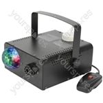 QTFX-450 Fog Machine with Mini LED Fireball