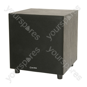 M8S Active Sub Cabinet - 8in 100W