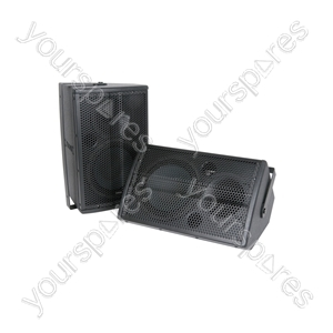 "CX-8086 Speakers 6.5"" 80W - Pair - black - CX-8086B"
