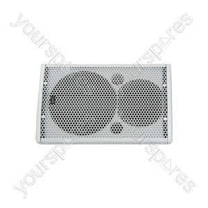 "CX-8086 Speakers 6.5"" 80W - Pair - white - CX-8086W"