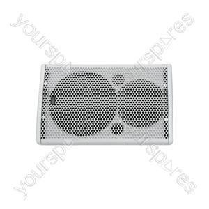 "6.5"" Speakers 80W - Pair - CX-8086 white - CX-8086W"
