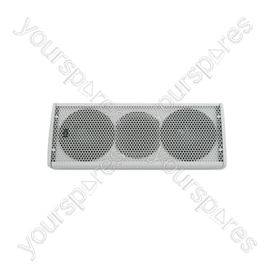 "CX-1608 Speakers 160W, 2 x 6.5"" - Pair - white - CX-1608W"