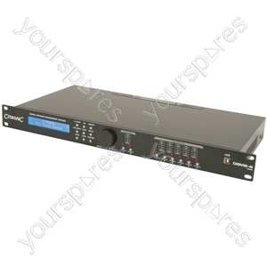 Digital Speaker Management System - DSM2-6 MKIII