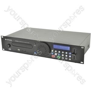 CDUSB-2 Combination CD/USB/SD Player - rackmount 2U
