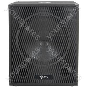 QT15SA Active Sub 15inch, 600W