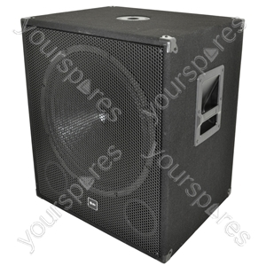 "QT Series Bass Boxes - QT18S 45cm (18"") - 500W"