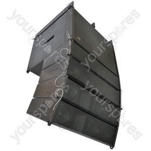 Active Line Array 900+560W Rms - CLA-1460 900+560Wrms