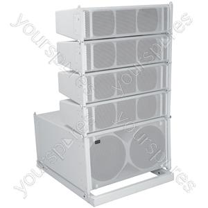 CLA-300 Active Line Array Speaker System - 300W + 300W rms - System, 300W, White - CLA-300W