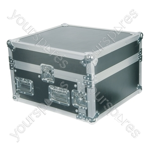 "19"" Rack Cases for Mixer - 4U & 10U - CASE10:4"